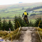 Atherton and Carpenter victorious as British Cycling MTB Downhill Series begins in Scotland