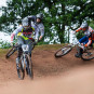 Bradley and Ferris take wins in British Cycling MTB Four Cross Series