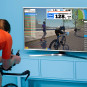 Staying healthy when cycling indoors