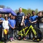 Sir Chris Hoy and Evans Cycles lead a special HSBC UK Go-Ride Session