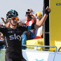 Wouter Poels takes thrilling Tour of Britain stage win on Hartside