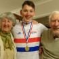 Krispin Gardiner crowned under-16 British Cycling Para-Cycling Circuit Race Champion