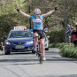 Tacey revels in solo finale to take Junior Women's Giro honours