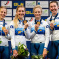 Britain strike gold again in Apeldoorn