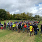 Record-breaking number of women at cyclo-cross race, as organisers smash targets