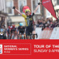 Banks wins opening HSBC UK | National Women's Road Series event