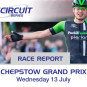 Harry Tanfield wins Chepstow Grand Prix