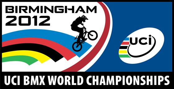 UCI BMX World Championships logo