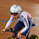 Great Britain's Laura Trott won omnium silver on the final day of the 2014 UCI Track Cycling World Championships in Cali, Colombia.