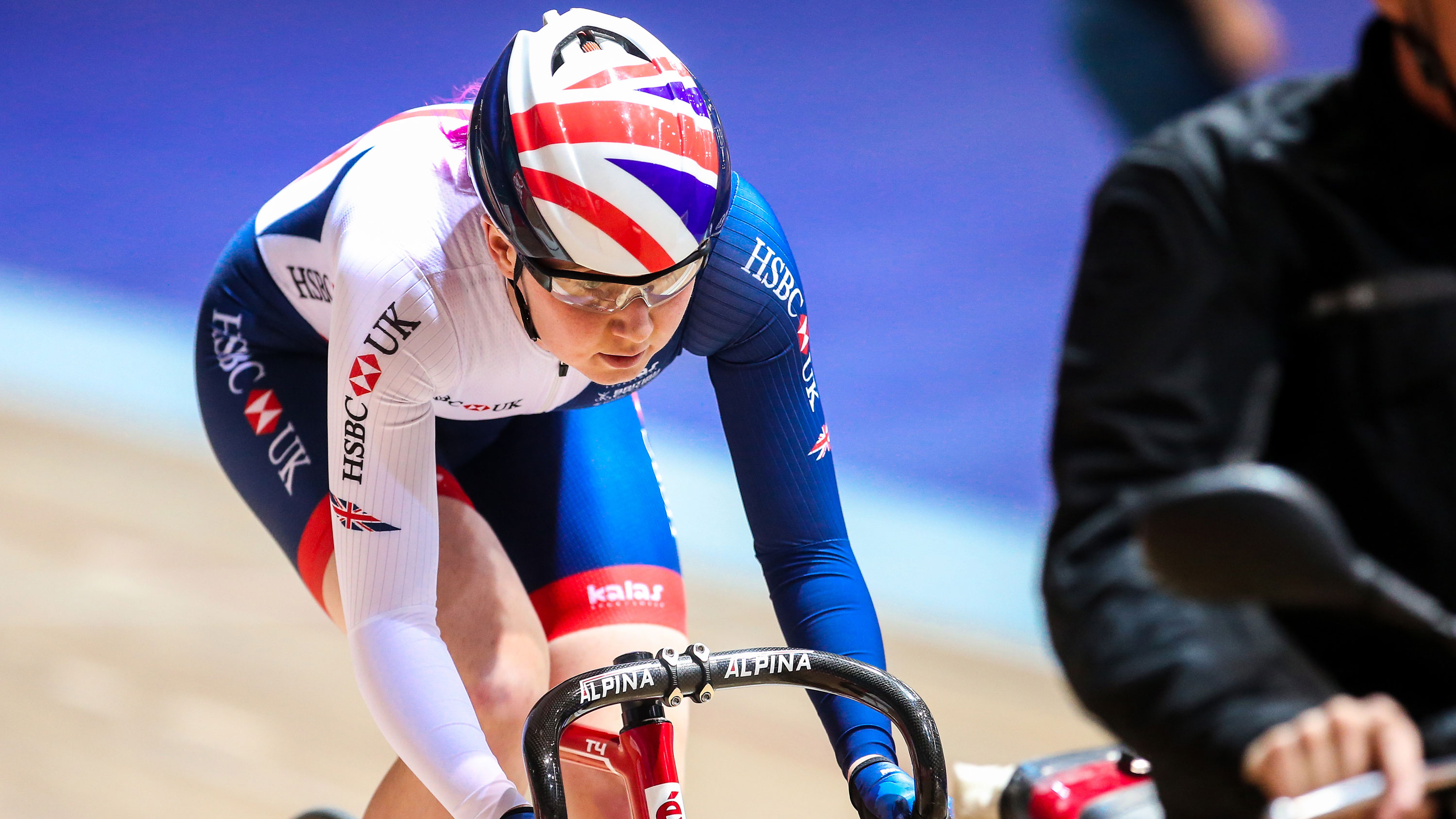 San Diegan among team that wins gold at track cycling worlds