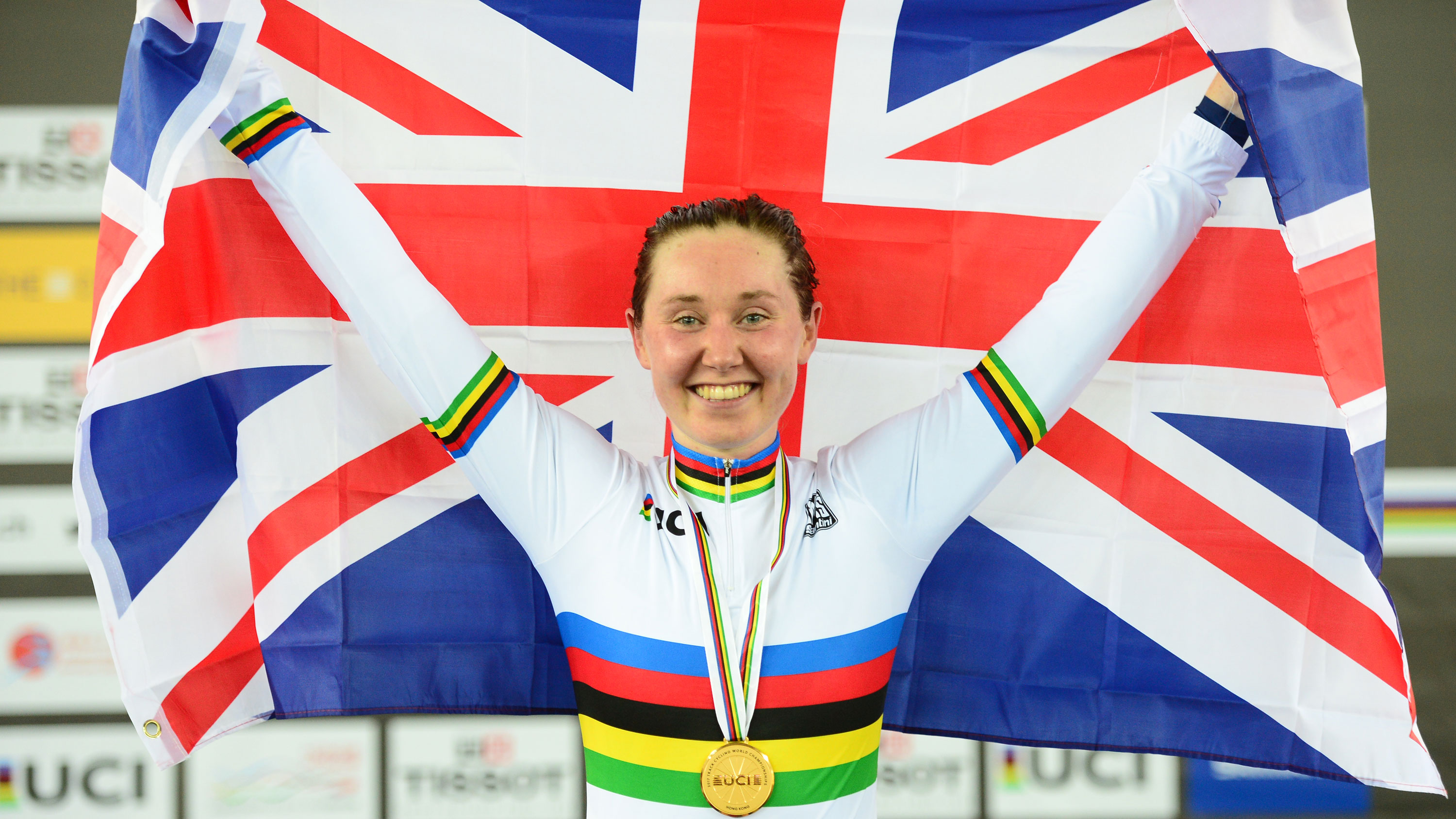 Great Britain Cycling Team's Katie Archibald