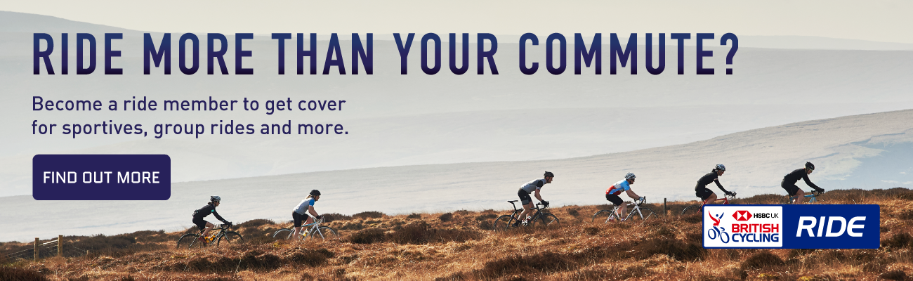 British Cycling Ride Membership