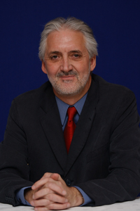 British Cycling President Brian Cookson OBE