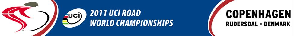 2011 UCI Road World Championships, 19-25 September, Copenhagen