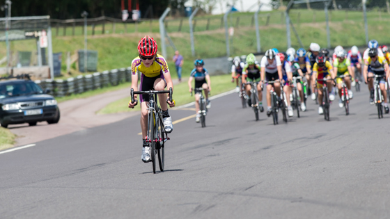 The British Cycling Youth Circuit Series reached its penultimate round with Susie's Youth Circuits at the Castle Combe circuit in Wiltshire.