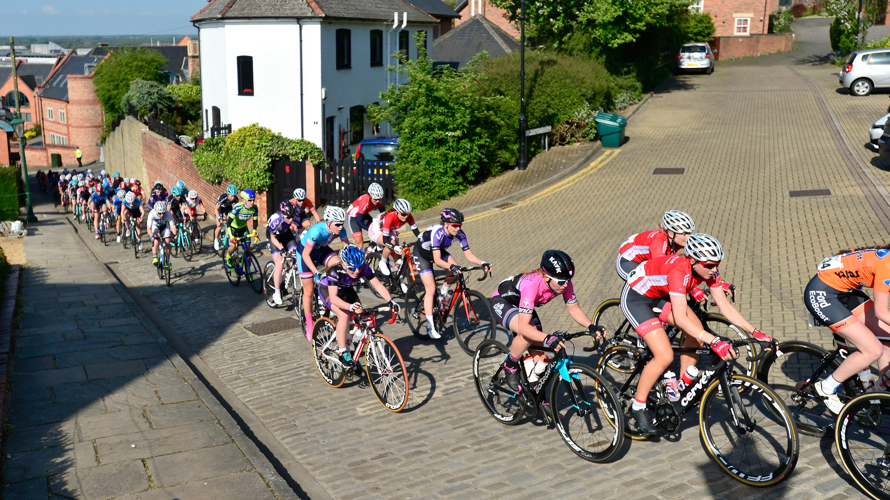 Women's Road Series