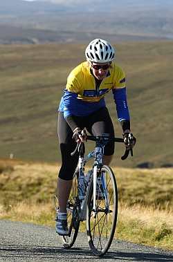 Sportive Blogger Lorna Johnston on the 2012 Etape Pennines