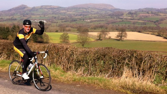 Route guide to the South Shropshire Tors sportive